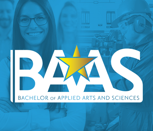 bachelor's of arts in applied science (BAAS) degrees
