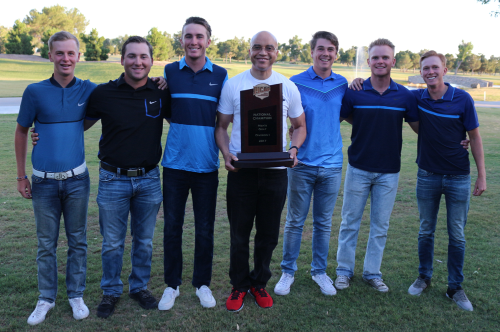 OC Golf National Champions