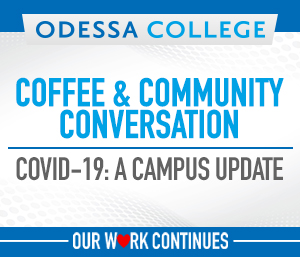 Coffee and Community Conversation | COVID-19: A Campus Update