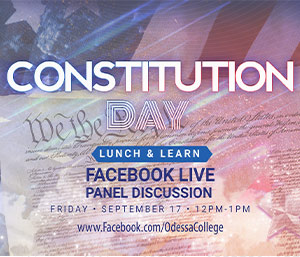 Lunch & Learn: Constitution Day Livestream
