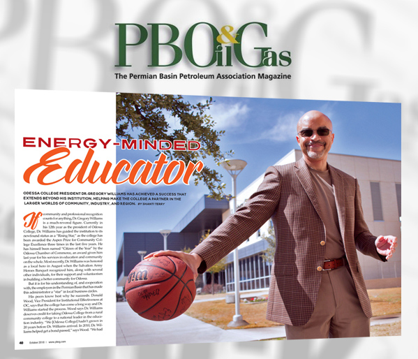 Energy Minded Educator | OC Featured in Permian Basin Oil & Gas Magazine