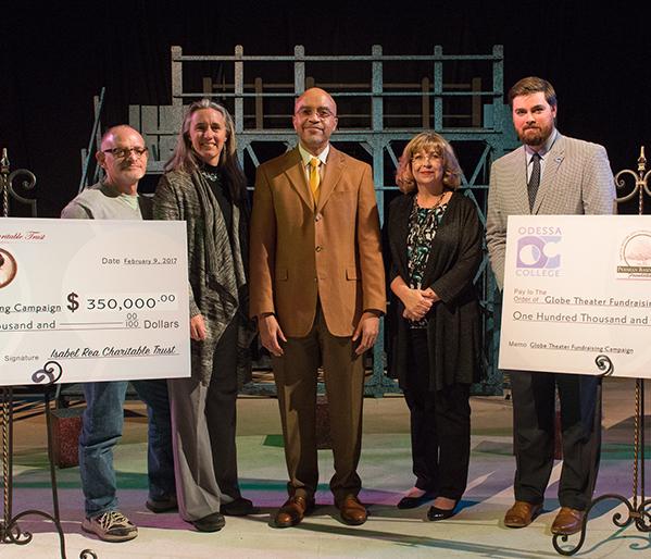 Globe Theater Maintenance and Modernization Campaign