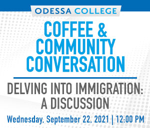 Coffee and Community Conversation | Delving into Immigration: A Discussion