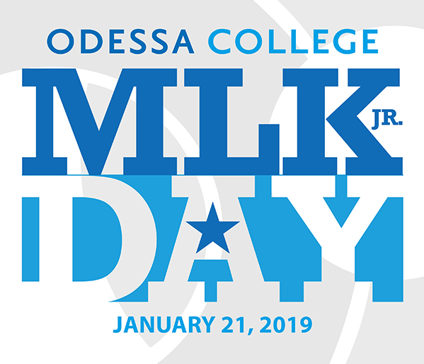 Odessa College to observe Martin Luther King Jr. Day holiday