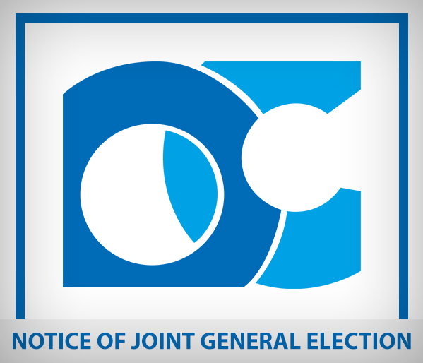 Notice of Joint General Election