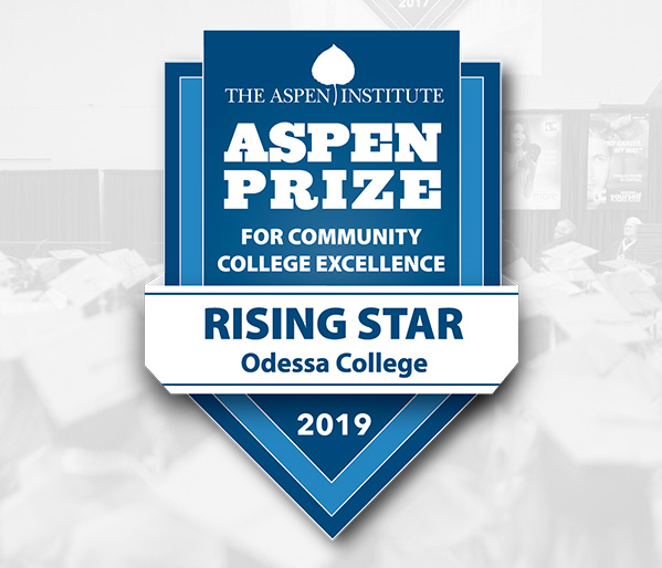 2019 Aspen Prize Rising Star