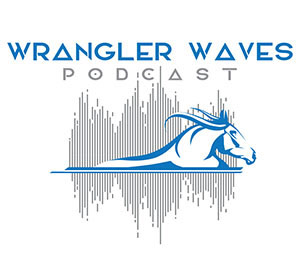 Wrangler Waves Podcast Food Pantry