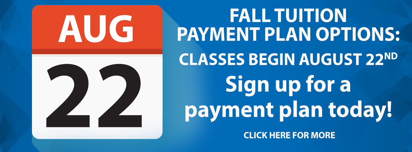 Fall Payment Plan Slider