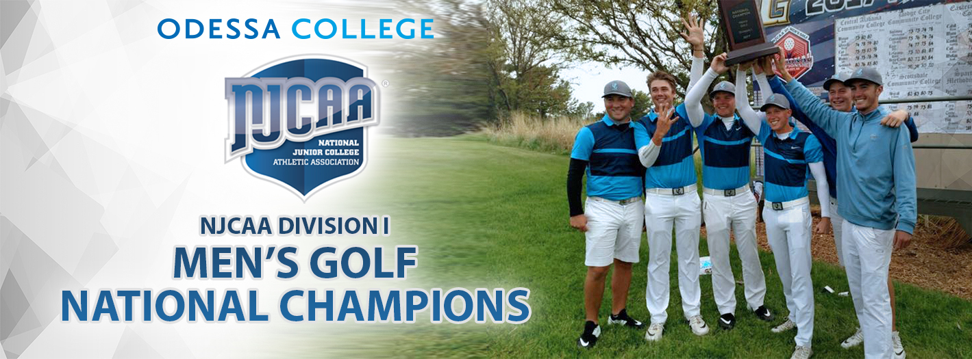 Men's Golf National Champions