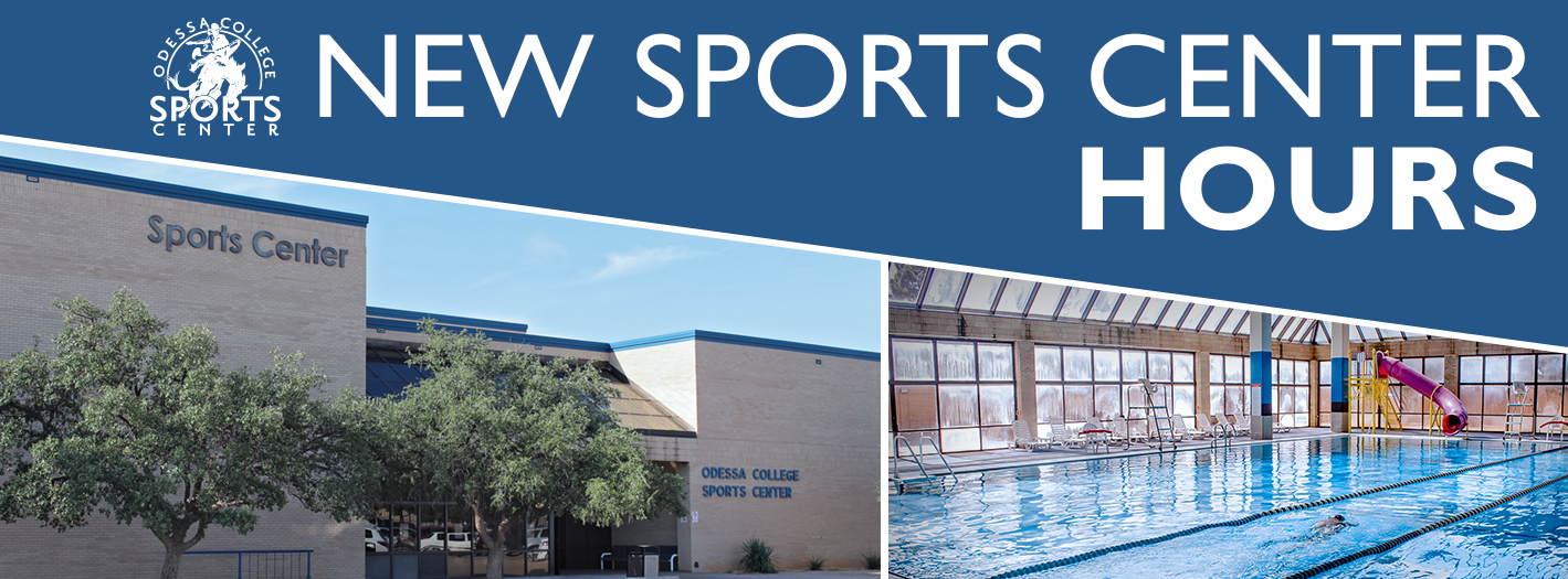 Extended Sports Center Hours