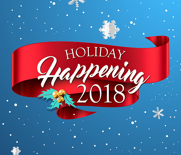 Holiday Happening 2018